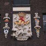 «Arsenaal» (Zeughaus) in Delft