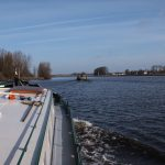 Mit der «Shell V» unterwegs von Haarlem nach Amsterdam