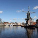 An der Spaarne in Haarlem