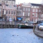 Fahrt durch Haarlem