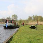 Einsamer Liegeplatz im Nationalpark «De Weerribben»