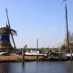 Auf dem Weg nach Leeuwarden