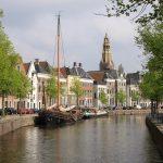 Im Zentrum von Groningen