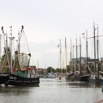 Fischerhafen in Harlingen (Friesland)