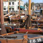 Der historische Fischerhafen von Elburg