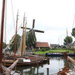 Historischer Fischerhafen von Harderwijk