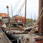 Traditionelle Schiffswerft in Spakenburg