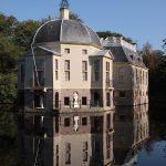 Wasserschloss in der Umgebung von Weesp