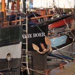 Im historischen Hafen von Utrecht
