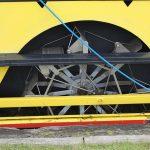 Ein Selbstbau-Rad«dampfer» – hier war ein Edelbastler am Werk!