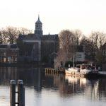 Oudekerk aan de IJssel in der Vorsaison