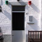Haus eines Binnenschiffers im Ruhestand (Thuin, Belgien)