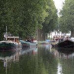 Schleuse von Leers-Noord (Canal de l'Espierre, Belgien)
