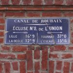 Canal de Roubaix (Nordfrankreich)