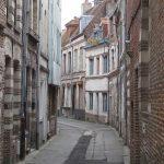 In den Gassen von Arras (Nordfrankreich)