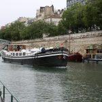 Die schweizerische «Baron de l'Écluse» in Paris