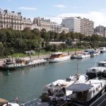 «Kinette» im Port Arsenal in Paris