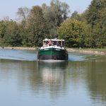 Unterwegs auf dem Canal de Briare