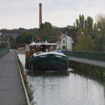 Kanalbrücke über die Loire bei Briare