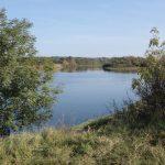 Loirelandschaft bei Melay