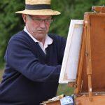 Maler bei Dammarie s/Loing