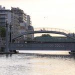Pont de Crimée (Paris, Bassin de la Villette)