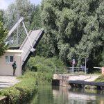 Hebebrücke von Feuillères (Somme)