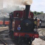 Train touristique von Valery-sur-Somme