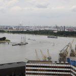 Die Schelde bei Antwerpen