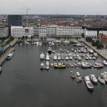 Jachthafen Willemdok in Antwerpen