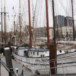 Historische Schiffe im Veerhaven (Rotterdam)
