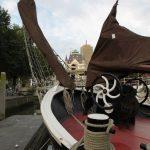 Im Museumshafen Haringvliet Rotterdam