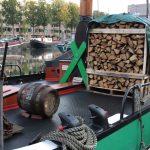 Rumfässchen und Brennholz – der Winter kann kommen!