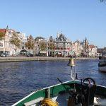 Einlaufen in Haarlem