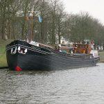 Ein wunderschöner Oldtimer in Gorinchem (NL)