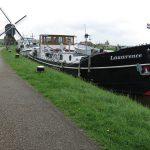 Die MS Lawrence von Ruud und Tricia van Duinen