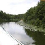 Fliesse zwischen zwei Seen. Dahme Wasserstrasse (D)