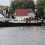 Marina am Tiefen See. Potsdam (D)