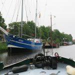 Historische Schiffe in Haren (D)