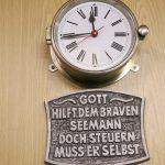 Im Schifffahrtsmuseum Haren (D)