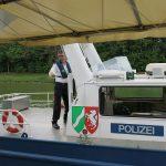«Sportboot Kinette, wir kommen zur Kontrolle längsseits!»