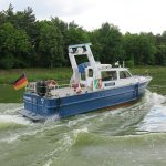 In Deutschland omnispräsent: Die Wasserschutzpolizei