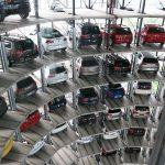 Volkswagenwerke in Wolfsburg (D)