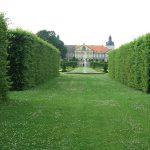 Schloss Hundisburg bei Haldensleben (D)