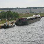 Die niederländische XENA versorgt uns in Haldensleben mit Wasser