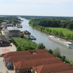 Die SET Werft in Genthin zwischen Magdeburg und Brandenburg