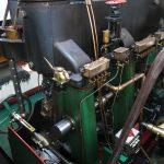 Dampfmaschine des Schleppers «Gustav»