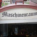 Auf dem historischen Dampfschlepper «Gustav»
