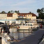 Der Stadthafen von Zehdenick