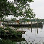 Liegeplatz im Yachthafen von Mirow
